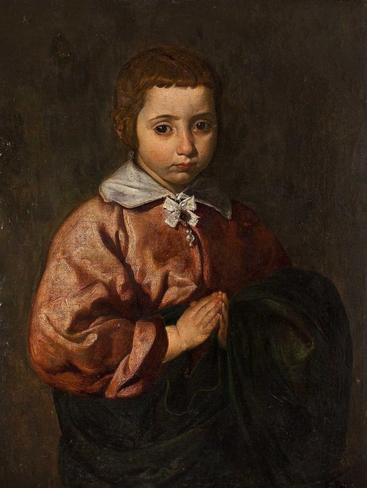 Diego Velázquez, Bakire Kız, Kanvas Tablo, Diego Velázquez