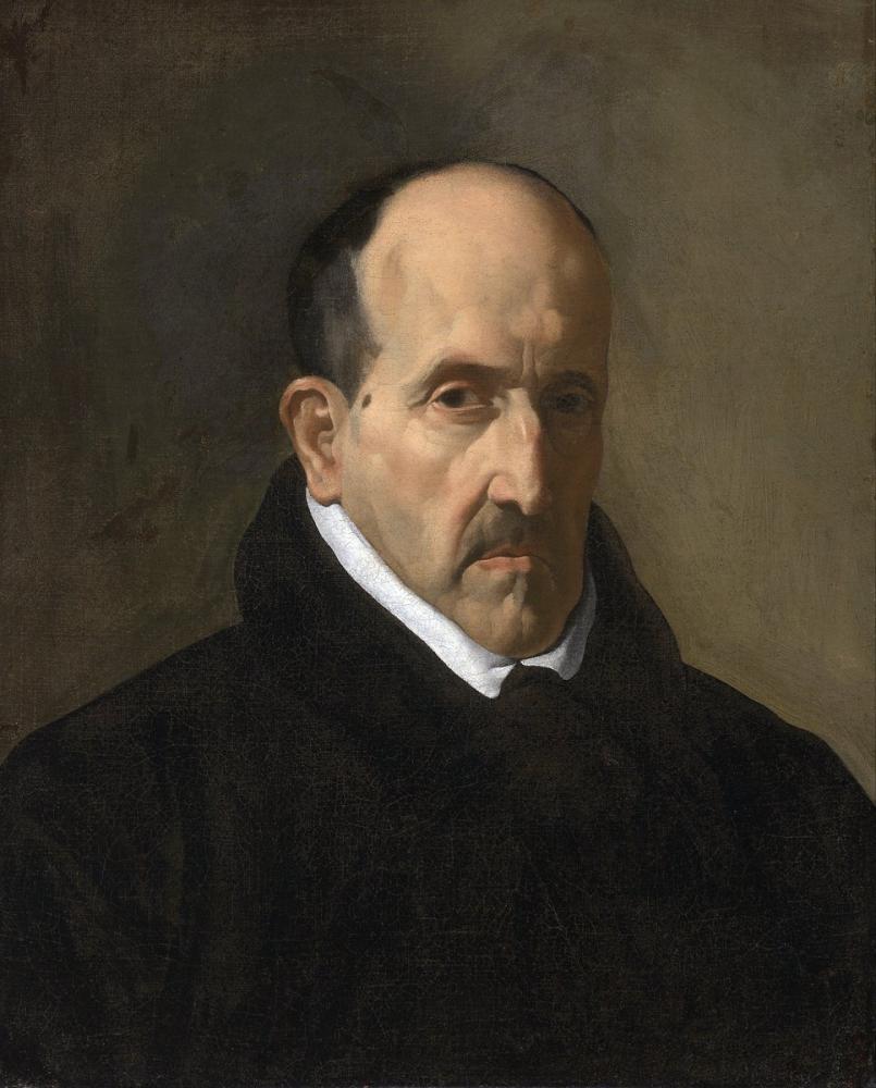 Diego Velázquez, Luis de Góngora, Kanvas Tablo, Diego Velázquez, kanvas tablo, canvas print sales