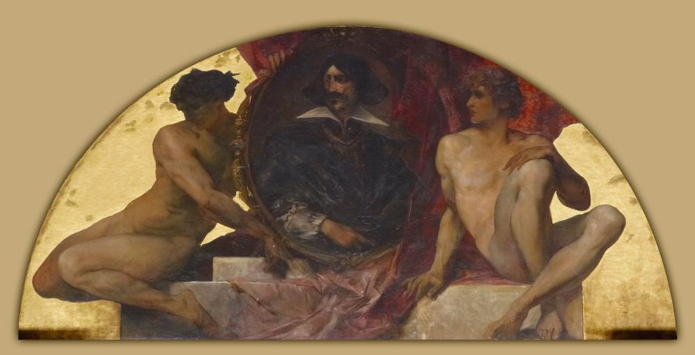 Diego Velázquez, Hans Makart, Kanvas Tablo, Diego Velázquez