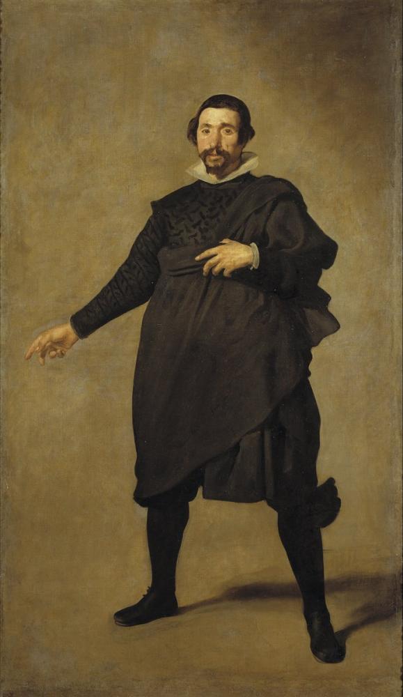 Diego Velázquez, Pablo de Valladolid, Kanvas Tablo, Diego Velázquez, kanvas tablo, canvas print sales