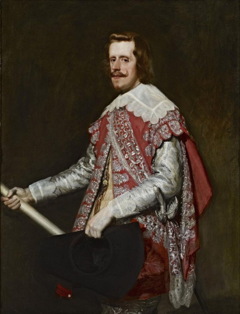 Diego Velázquez, Philip IV Of Spain, Canvas, Diego Velázquez, kanvas tablo, canvas print sales