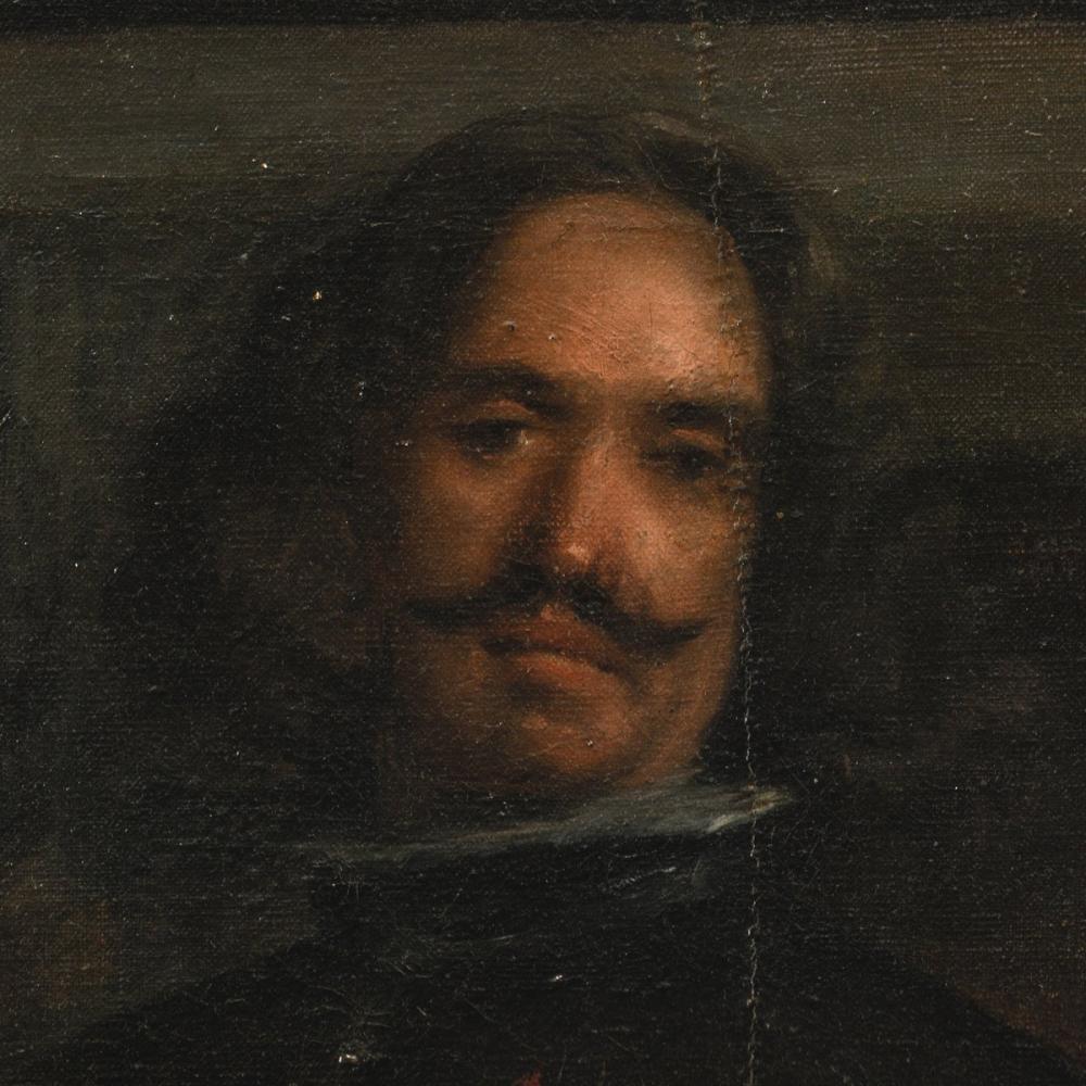Diego Velázquez, Las Meninas Otoportre, Kanvas Tablo, Diego Velázquez, kanvas tablo, canvas print sales