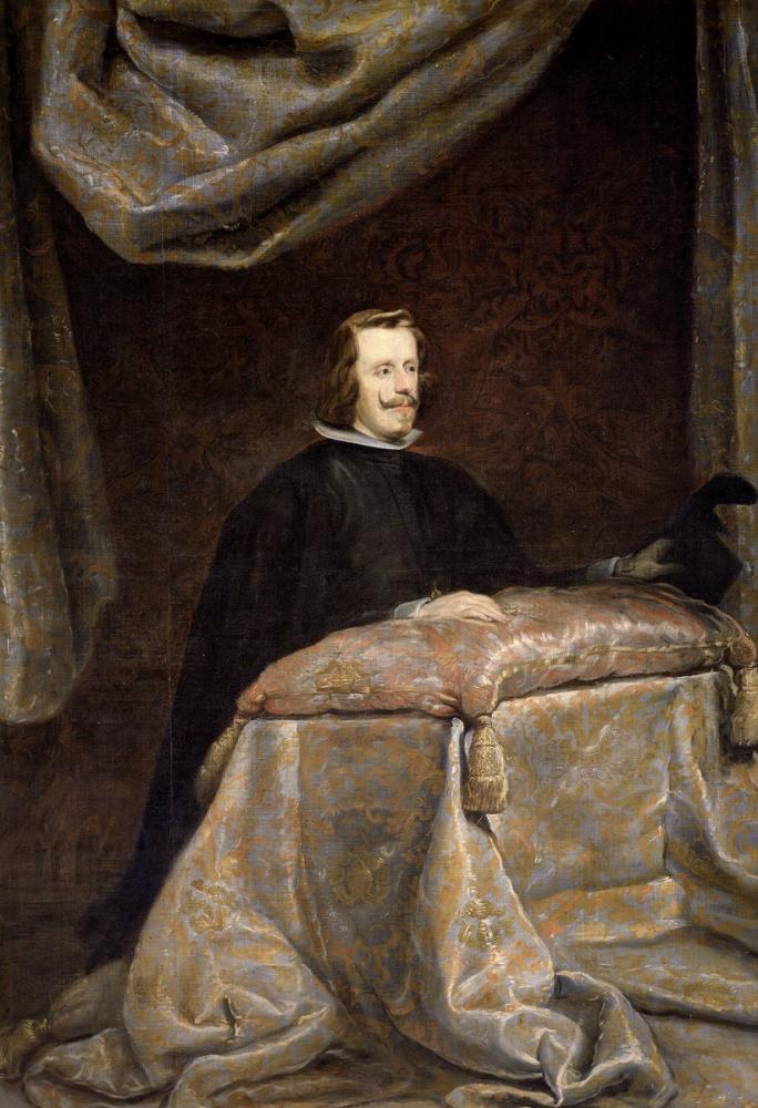 Diego Velázquez, Felipe IV, Kanvas Tablo, Diego Velázquez, kanvas tablo, canvas print sales