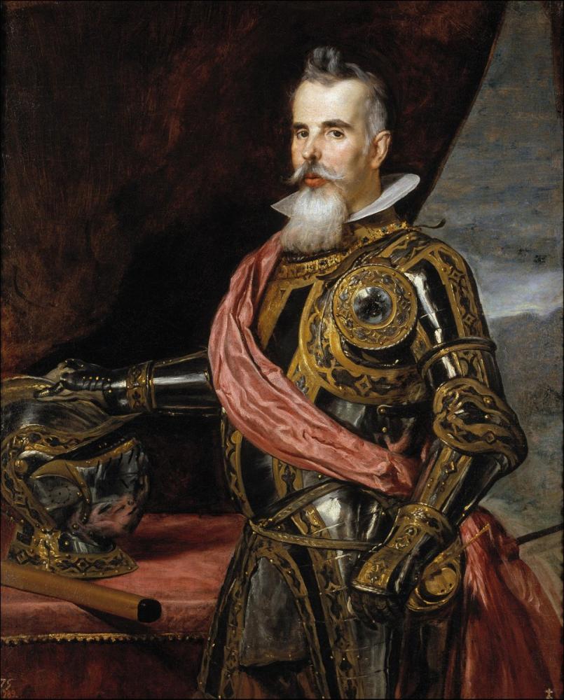 Diego Velázquez, Juan Francisco de Pimentel Benavente nin Onuncu Sayısı, Kanvas Tablo, Diego Velázquez, kanvas tablo, canvas print sales