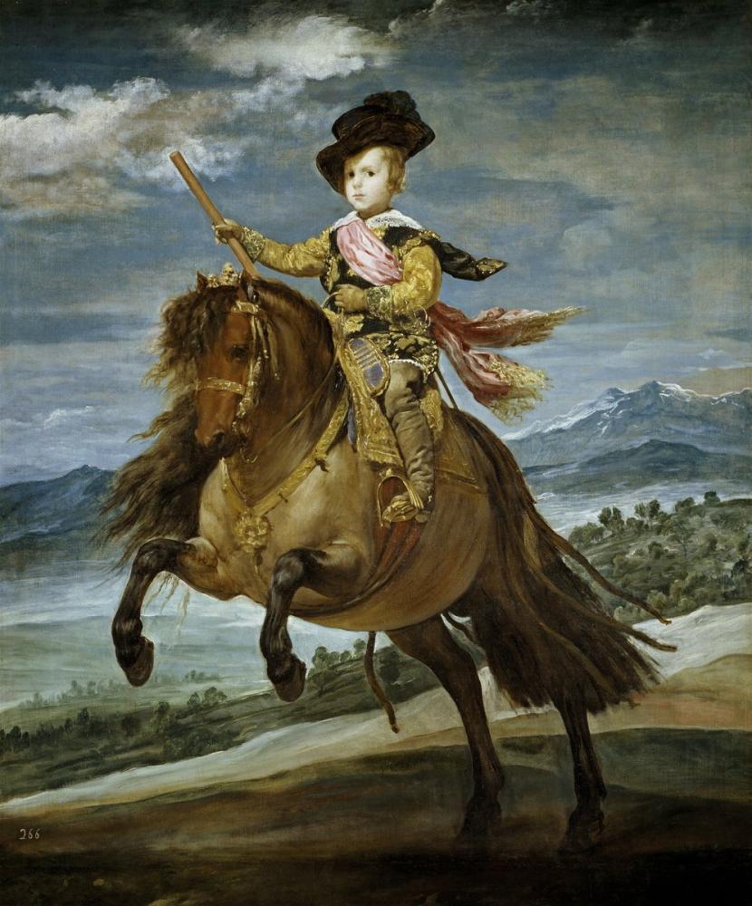 Diego Velázquez, Prens Baltasar Carlos, Kanvas Tablo, Diego Velázquez, kanvas tablo, canvas print sales