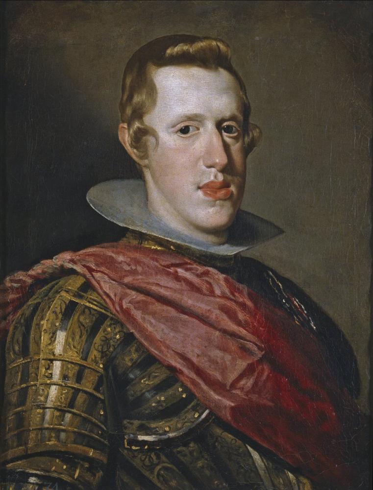 Diego Velázquez, Portrait Of Felipe IV, Canvas, Diego Velázquez, kanvas tablo, canvas print sales