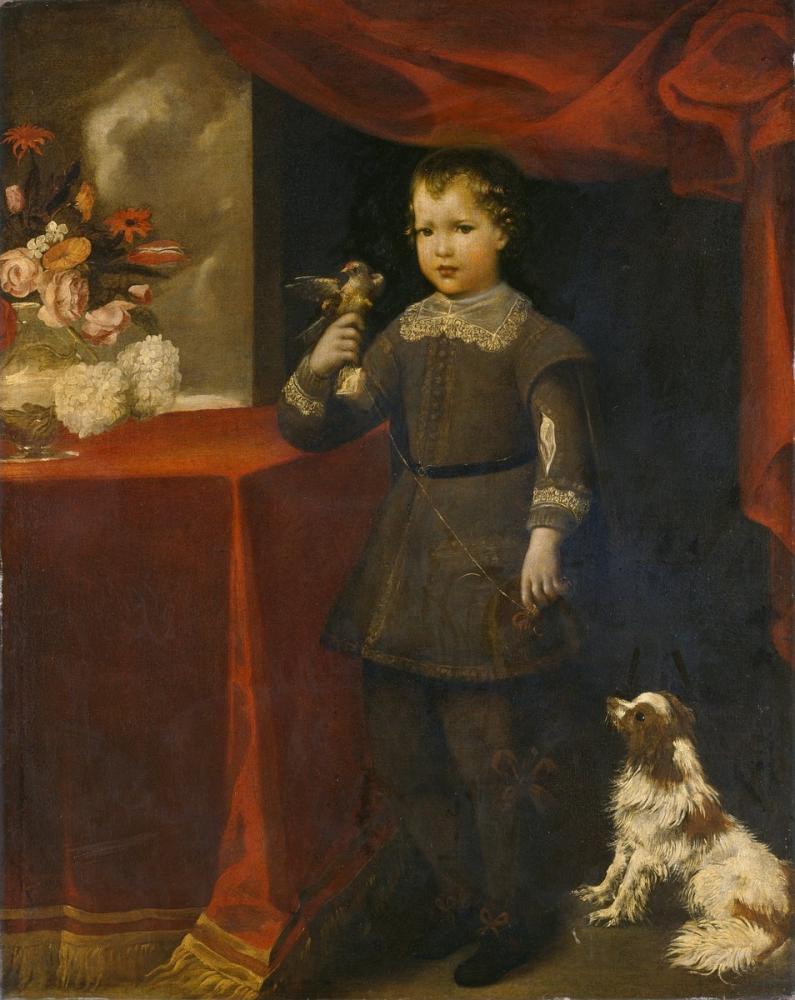 Diego Velázquez, Avusturya Prensi Baltasar Carlos, Kanvas Tablo, Diego Velázquez, kanvas tablo, canvas print sales