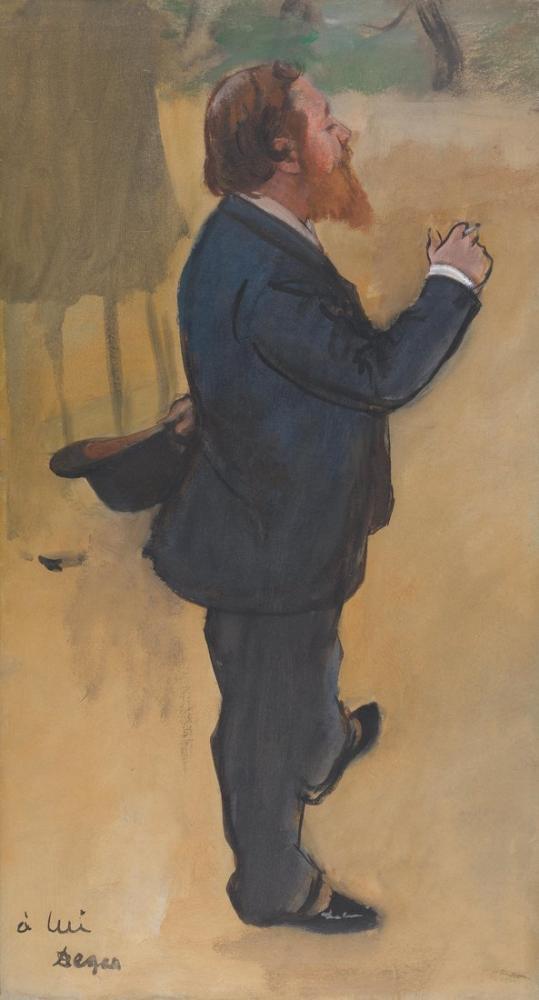 Edgar Degas Pellegrini By, Canvas, Edgar Degas, kanvas tablo, canvas print sales