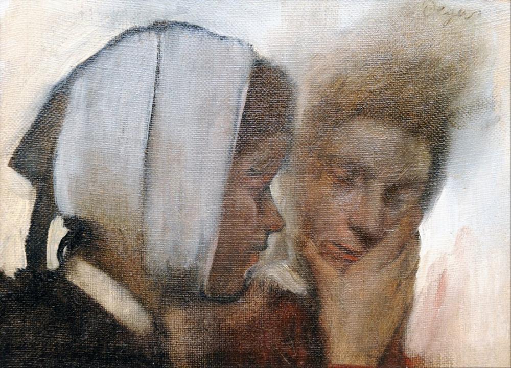 Edgar Degas Washerwoman, Canvas, Edgar Degas, kanvas tablo, canvas print sales