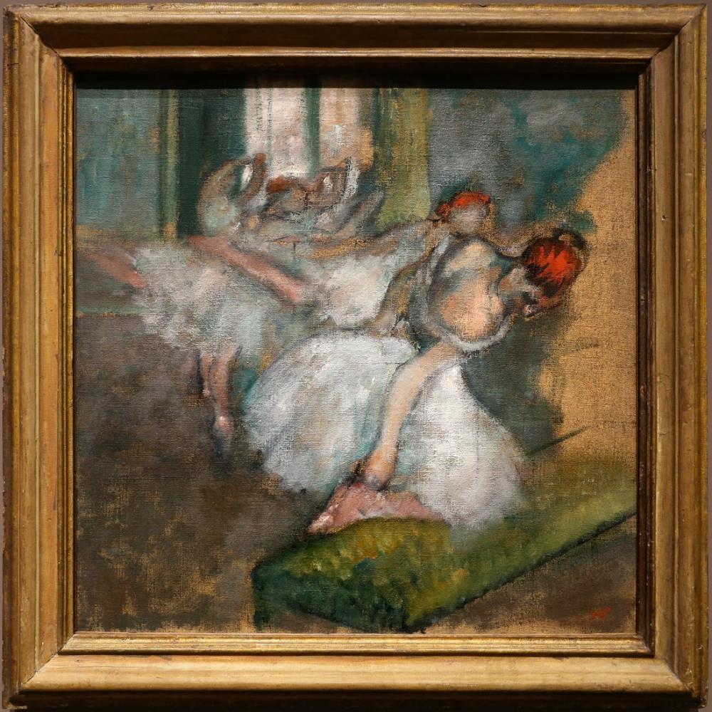 Edgar Degas Ballerina, Canvas, Edgar Degas, kanvas tablo, canvas print sales