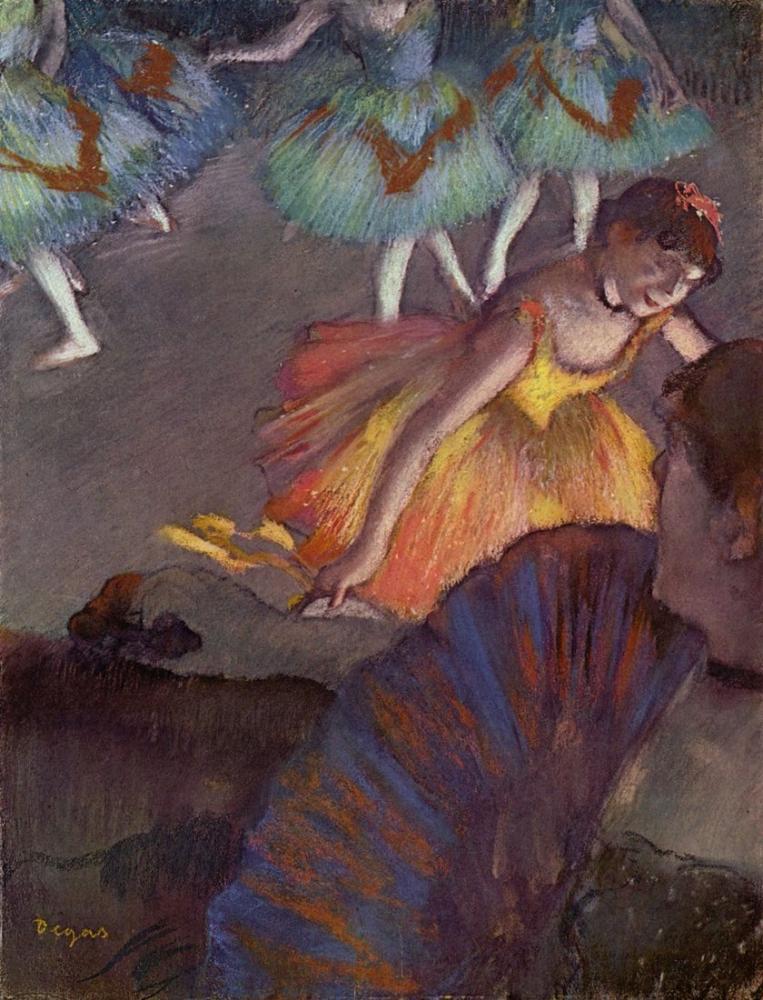 Edgar Degas Ballet, Canvas, Edgar Degas, kanvas tablo, canvas print sales