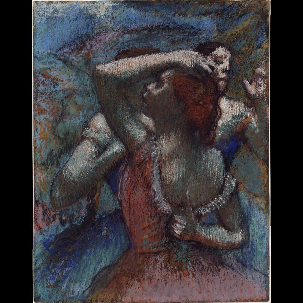 Edgar Degas Dancers III, Canvas, Edgar Degas, kanvas tablo, canvas print sales