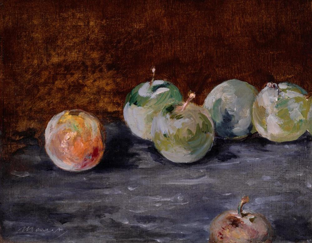 Edouardo Manet Plums Museum Of Fine Arts, Canvas, Édouard Manet, kanvas tablo, canvas print sales