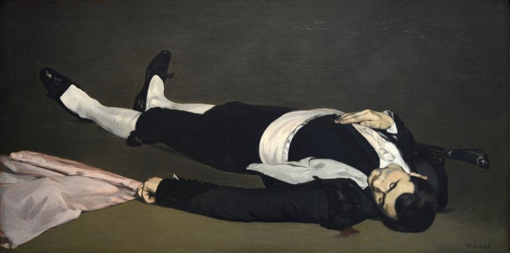 Edouard Manet Toreador Washington Eylül, Kanvas Tablo, Édouard Manet, kanvas tablo, canvas print sales