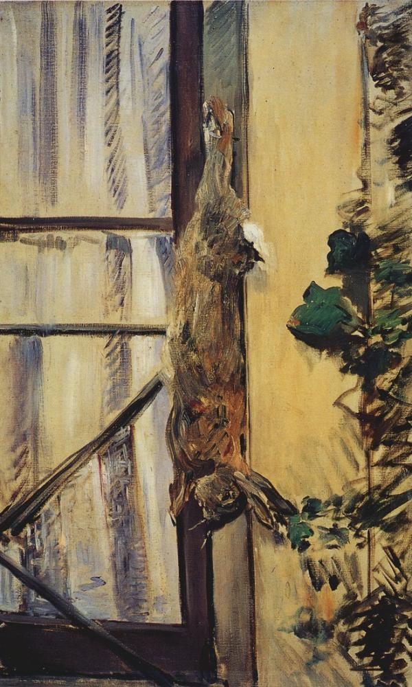Edouardo Manet A Rabbit, Canvas, Édouard Manet, kanvas tablo, canvas print sales