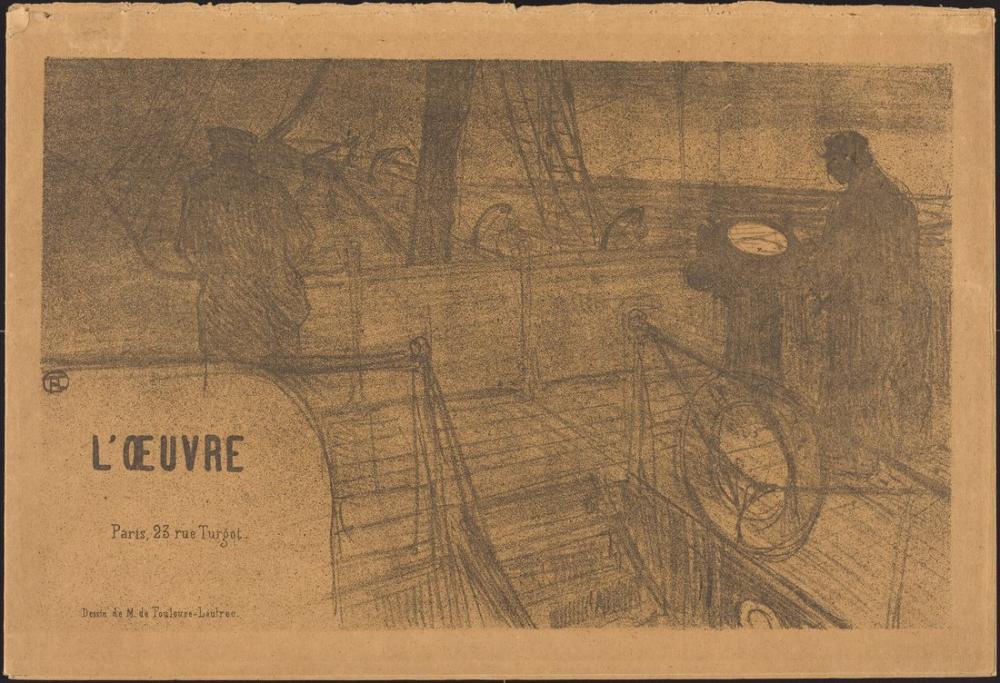 Edouard Vuillard, İşin Prospektüs Programı, Figür, Édouard Vuillard, kanvas tablo, canvas print sales
