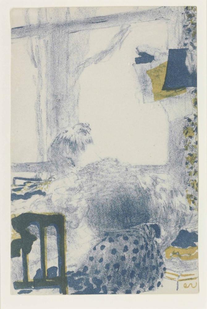 Edouard Vuillard, Terzi, Figür, Édouard Vuillard, kanvas tablo, canvas print sales