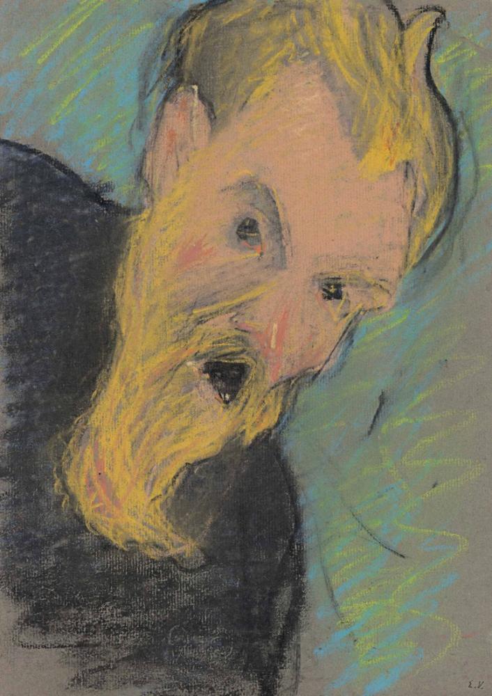 Edouard Vuillard, Aktör, Figür, Édouard Vuillard, kanvas tablo, canvas print sales