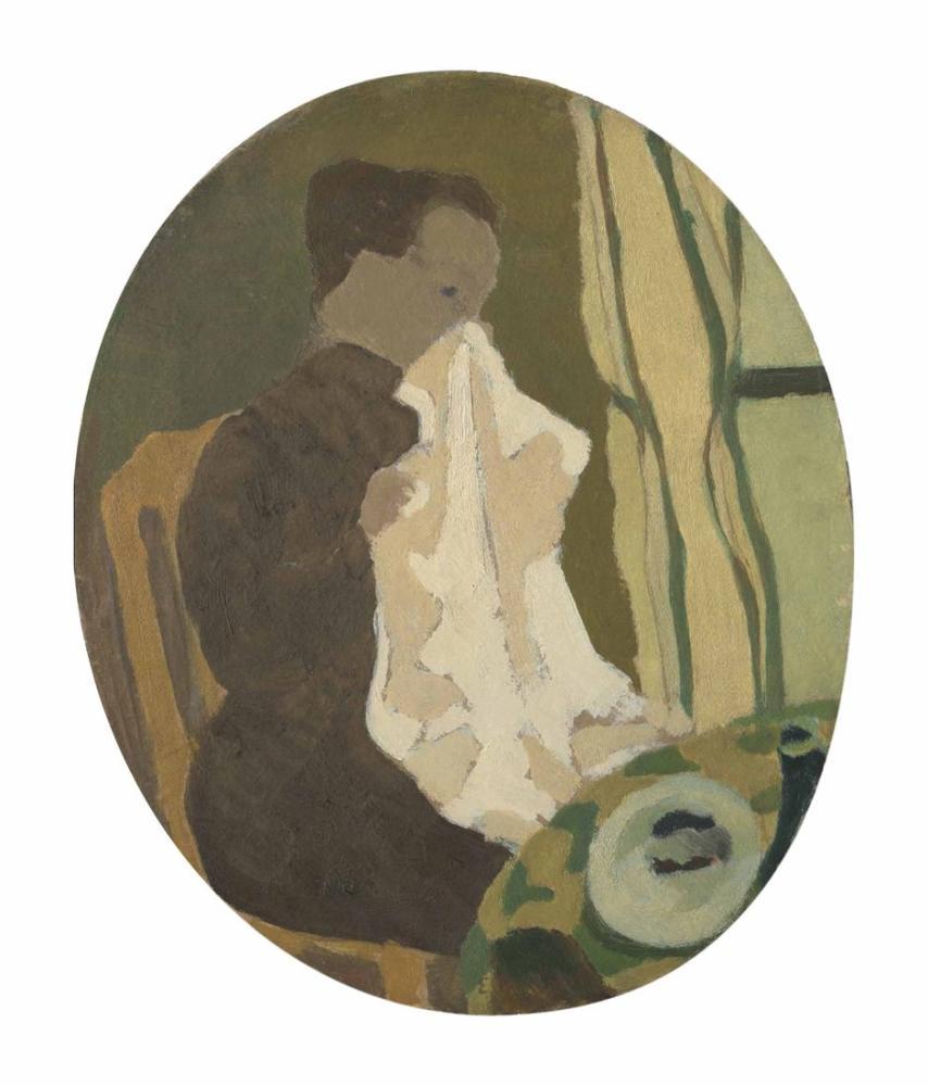 Edouard Vuillard, La Grande Serviette, Figure, Édouard Vuillard, kanvas tablo, canvas print sales