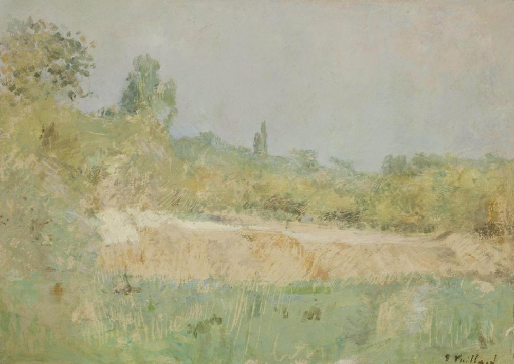Edouard Vuillard, Peyzaj, Kanvas Tablo, Édouard Vuillard, kanvas tablo, canvas print sales