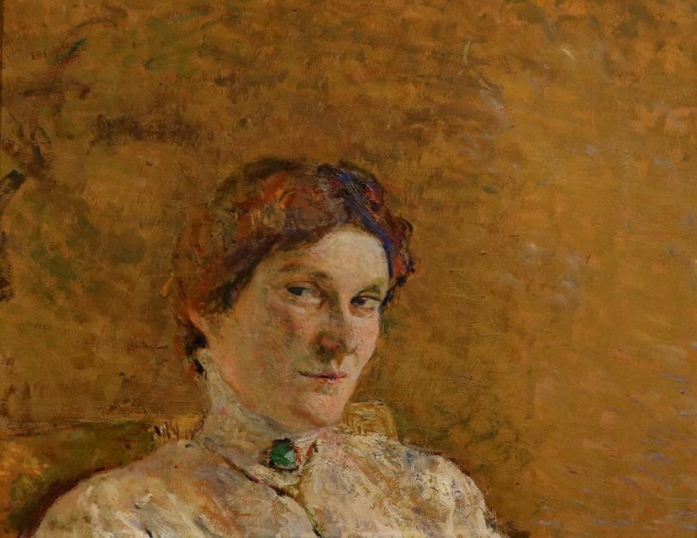 Edouard Vuillard, Portrait de l actrice Suzanne Desprès, Canvas, Édouard Vuillard, kanvas tablo, canvas print sales