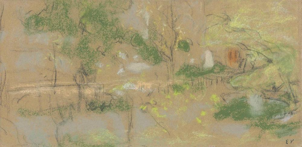 Edouard Vuillard, Square Berlioz, Canvas, Édouard Vuillard, kanvas tablo, canvas print sales