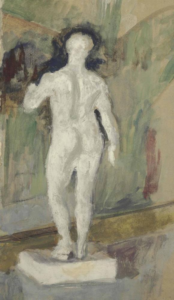 Edouard Vuillard, Statuaire, Figure, Édouard Vuillard, kanvas tablo, canvas print sales