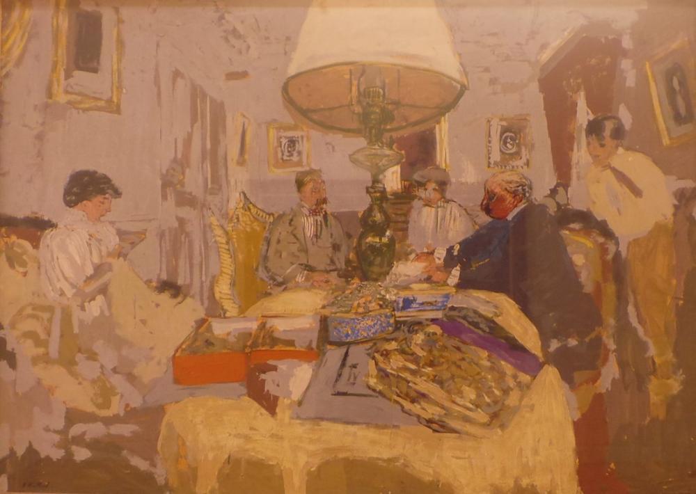 Edouard Vuillard, Strasbourg, Figure, Édouard Vuillard, kanvas tablo, canvas print sales