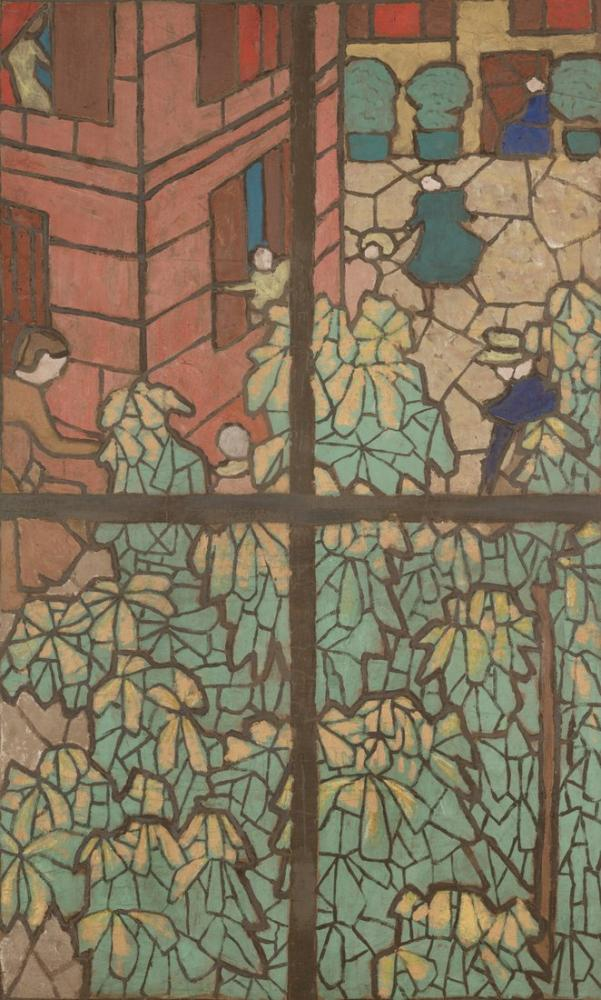 Edouard Vuillard, Kestane, Figür, Édouard Vuillard, kanvas tablo, canvas print sales