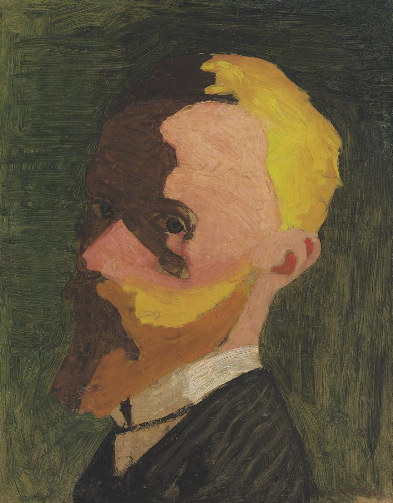 Edouard Vuillard, Autoportrait, Canvas, Édouard Vuillard, kanvas tablo, canvas print sales