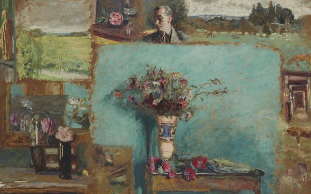 Edouard Vuillard, Carton Detudes, Canvas, Édouard Vuillard, kanvas tablo, canvas print sales