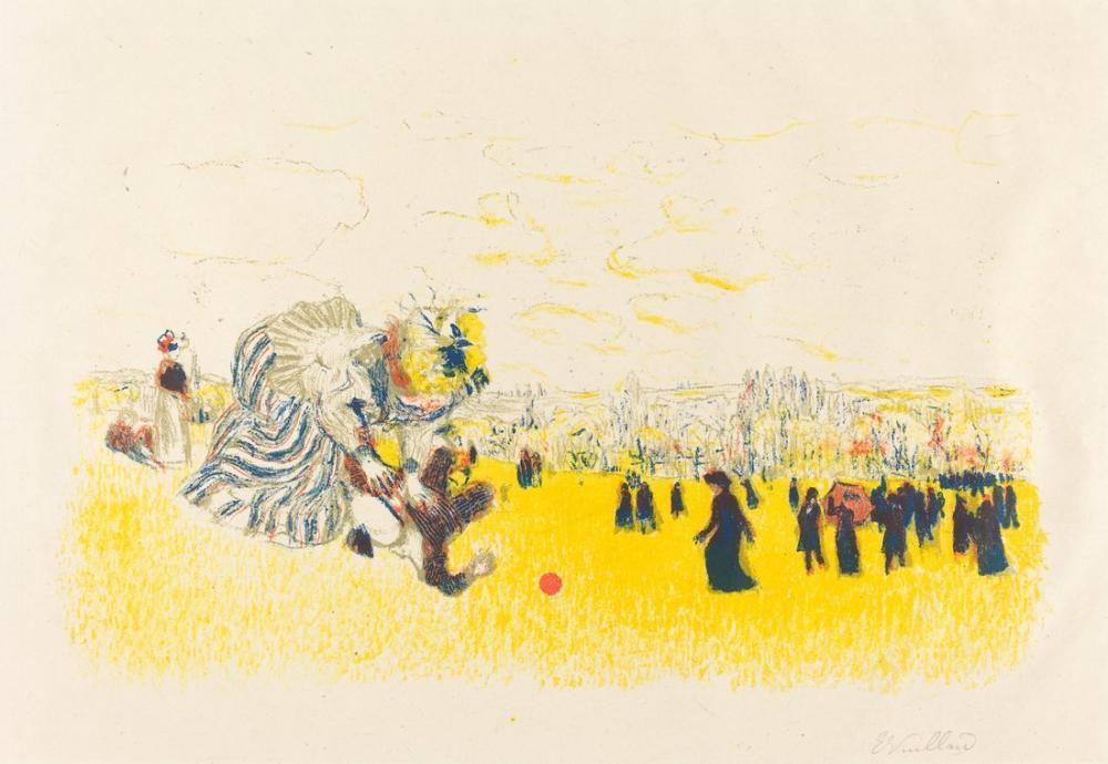 Edouard Vuillard, Children s Pastime Jeux d enfants published, Canvas, Édouard Vuillard, kanvas tablo, canvas print sales