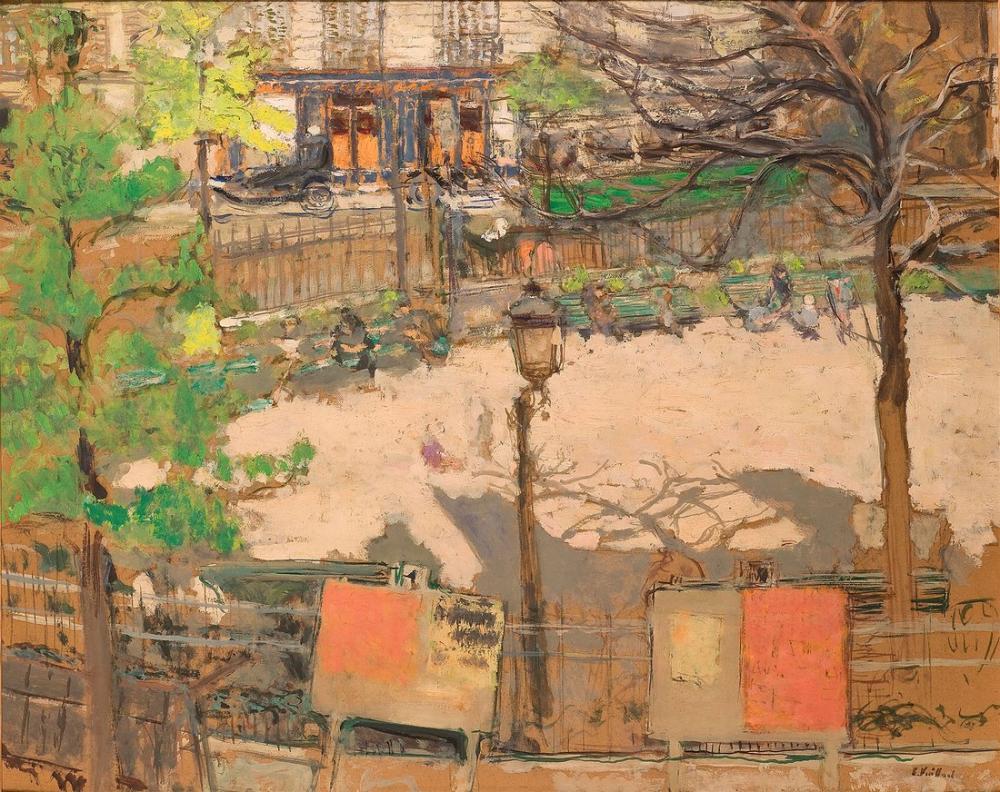 Edouard Vuillard, Election Posters, Canvas, Édouard Vuillard, kanvas tablo, canvas print sales