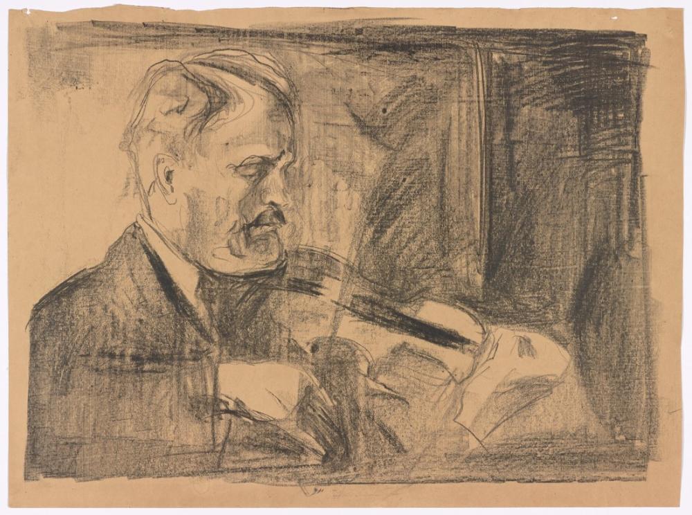 Edvard Munch Arve Arvesen, Canvas, Edvard Munch, kanvas tablo, canvas print sales