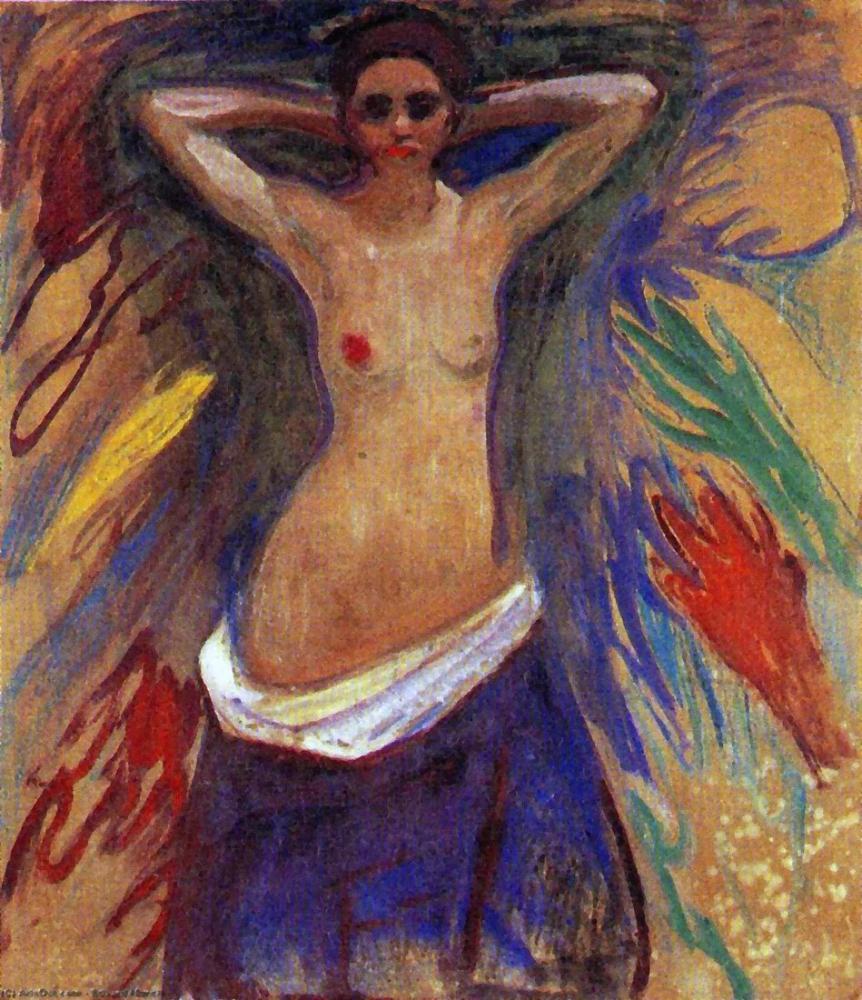 Edvard Munch The Hands, Canvas, Edvard Munch, kanvas tablo, canvas print sales