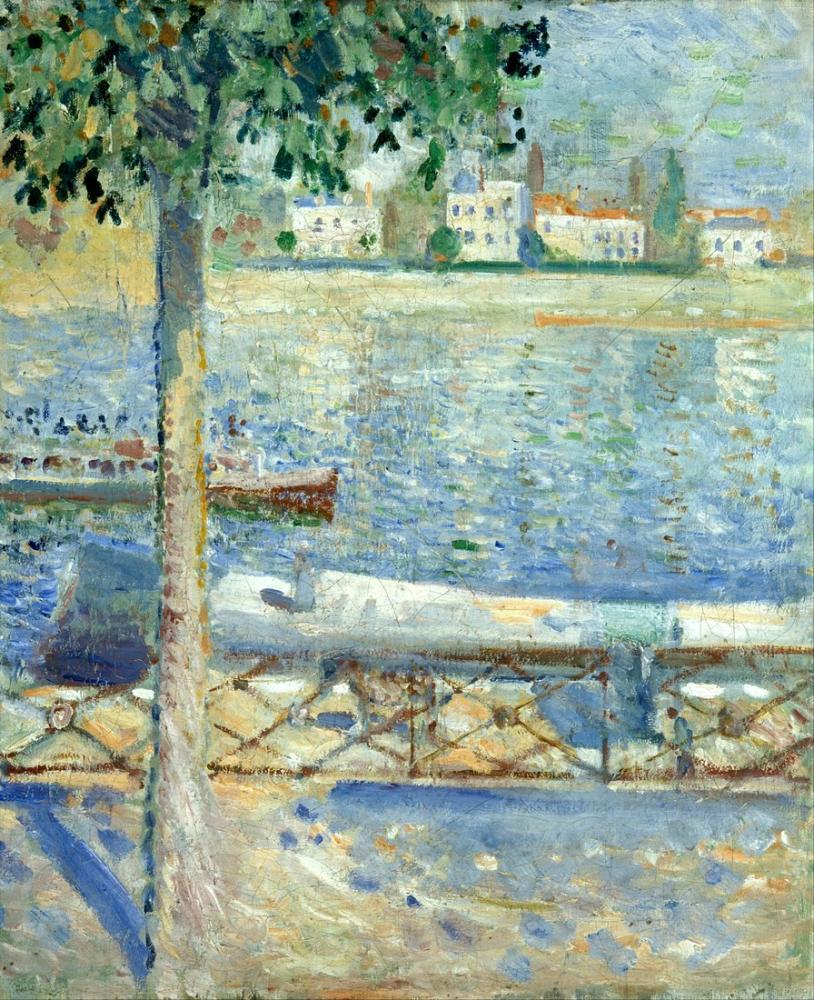 Edvard Munch Aziz Cloud Seine, Kanvas Tablo, Edvard Munch, kanvas tablo, canvas print sales