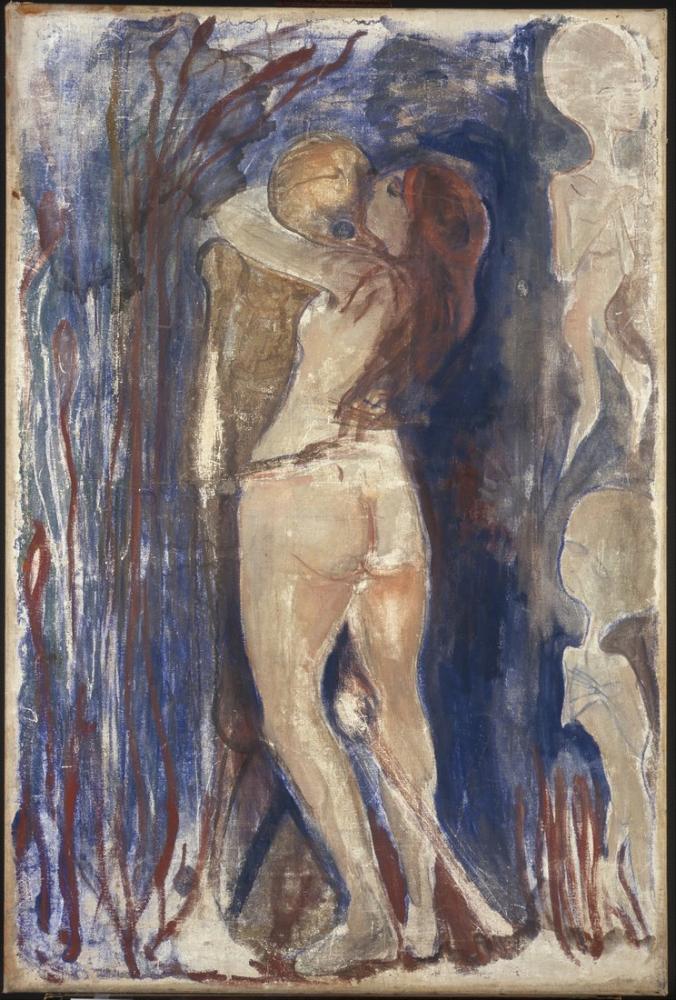 Edvard Munch Dansı Ve Yaşam, Kanvas Tablo, Edvard Munch, kanvas tablo, canvas print sales