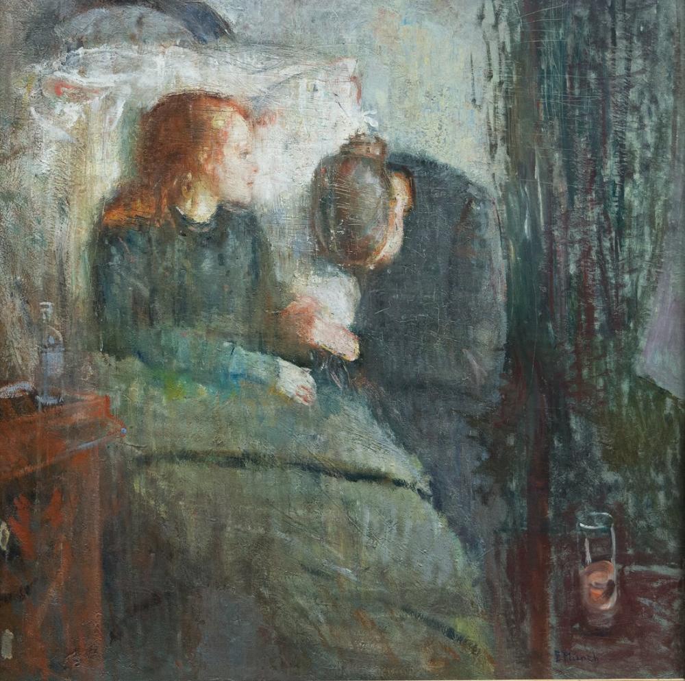 Edvard Munch IMG National Gallery Oslo, Canvas, Edvard Munch, kanvas tablo, canvas print sales