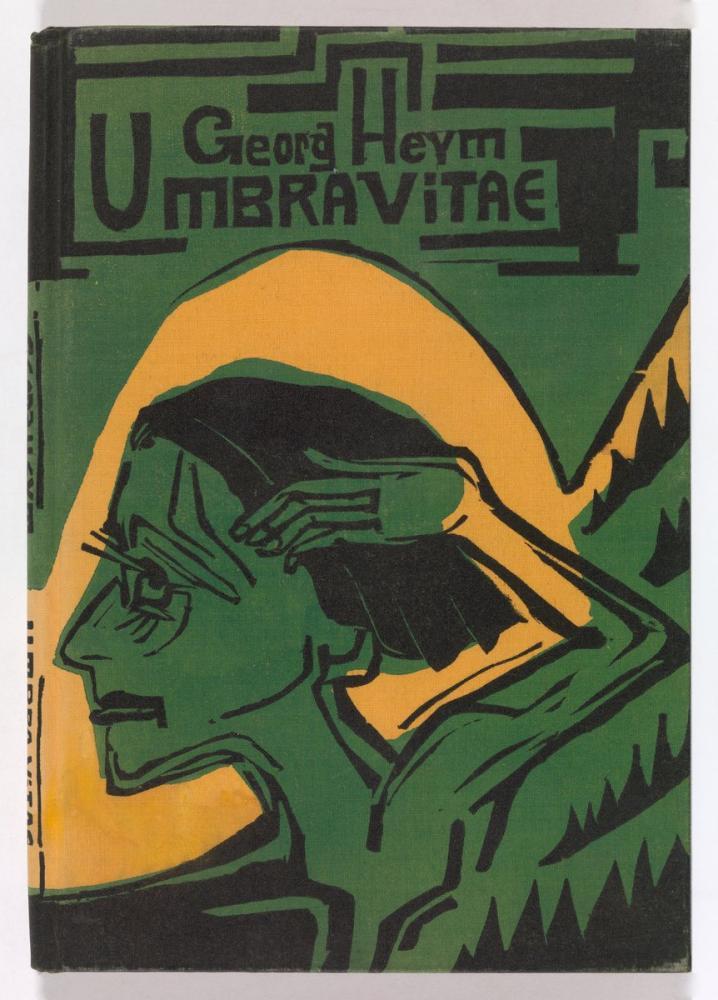 Ernst Ludwig Kirchner, Shadow of Life I, Figure, Ernst Ludwig Kirchner, kanvas tablo, canvas print sales