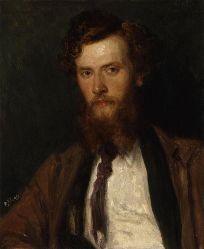 Eugene de Blaas Philip Richard Morris, Canvas, Eugene de Blaas, kanvas tablo, canvas print sales