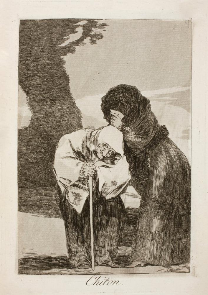 Francisco Goya, Chiton, Figür, Francisco Goya, kanvas tablo, canvas print sales