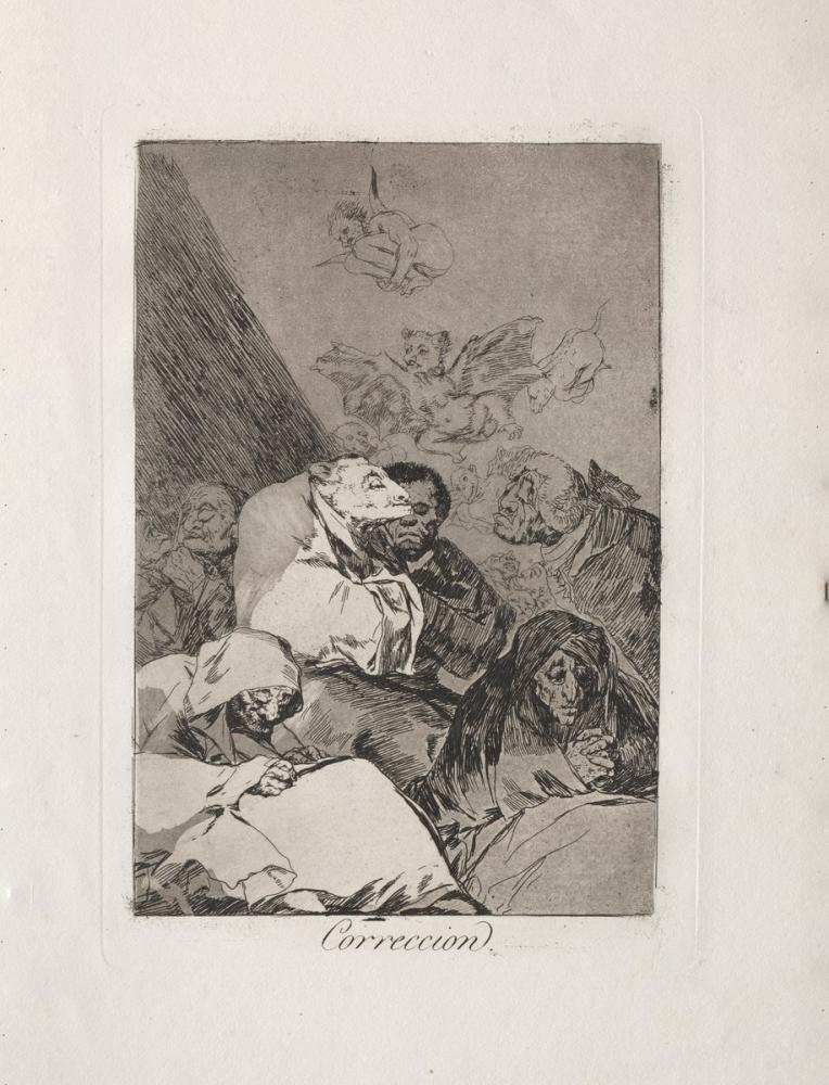 Francisco Goya, Düzeltme, Figür, Francisco Goya, kanvas tablo, canvas print sales