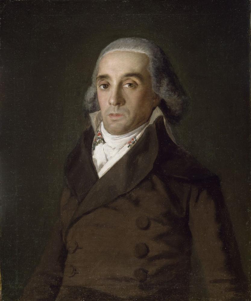Francisco Goya, El Conde Del Tajo, Canvas, Francisco Goya, kanvas tablo, canvas print sales