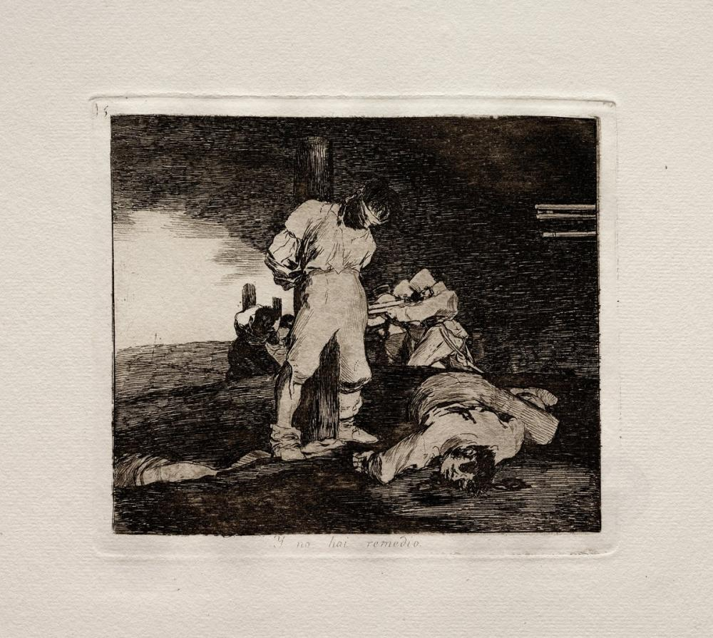 Francisco Goya, And There s No Help For It, Figure, Francisco Goya, kanvas tablo, canvas print sales