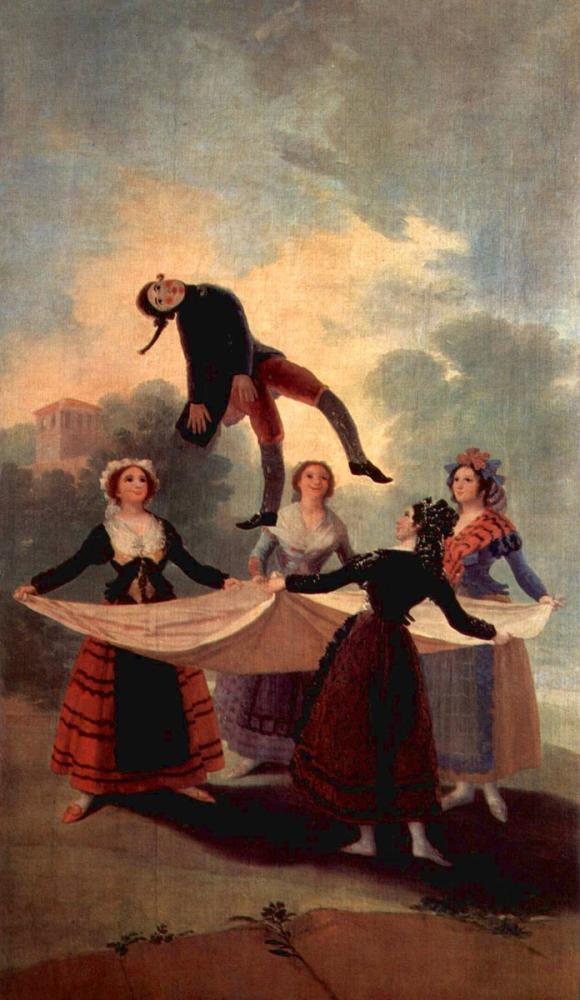 Francisco Goya, Köpüren, Kanvas Tablo, Francisco Goya, kanvas tablo, canvas print sales