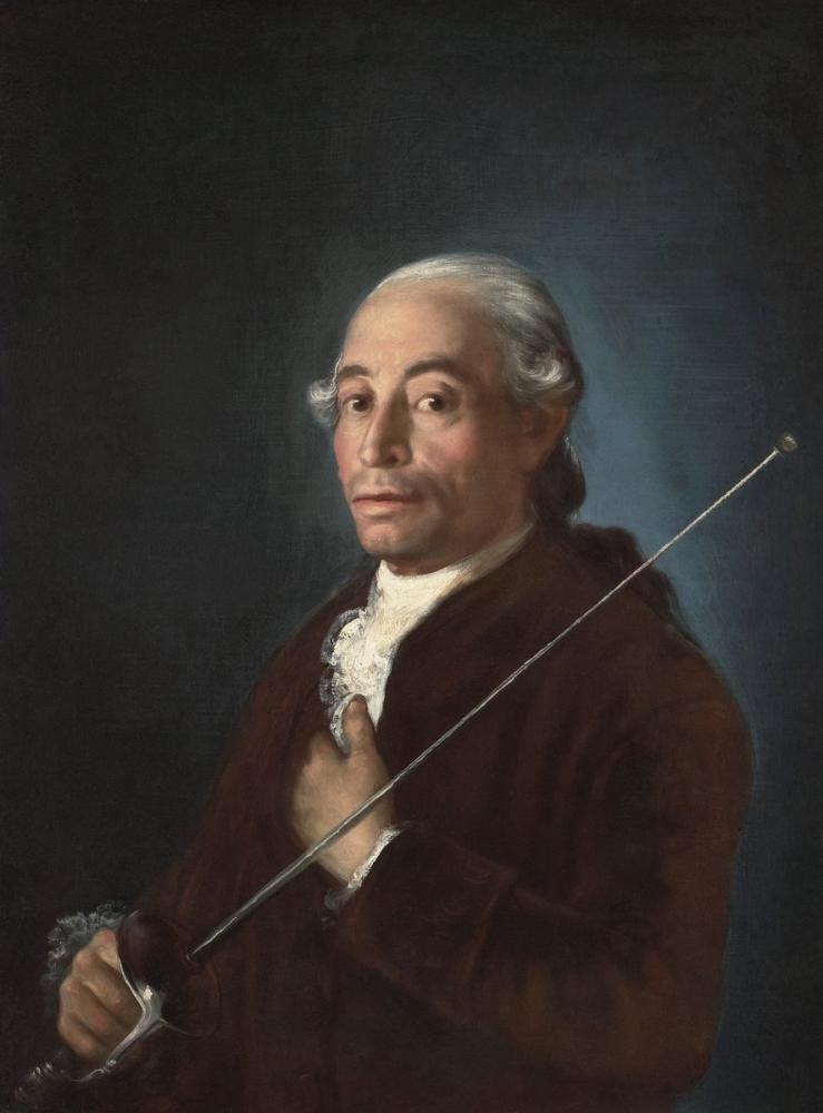 Francisco Goya, Francesco Sabatini, Canvas, Francisco Goya, kanvas tablo, canvas print sales