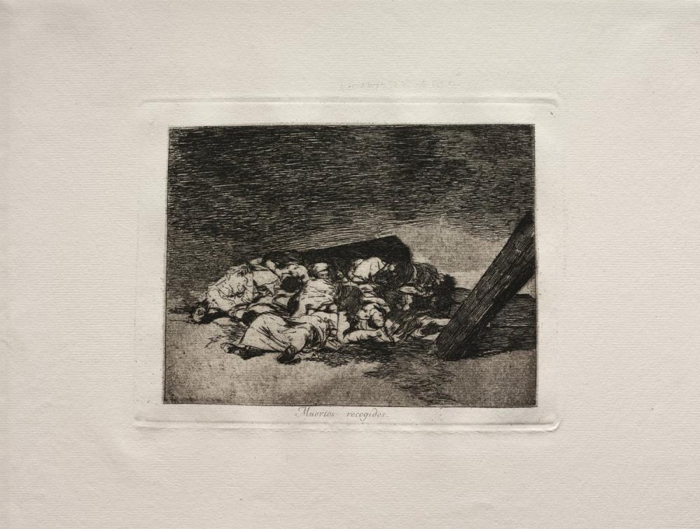Francisco Goya, Ölülerin Hasadı, Figür, Francisco Goya, kanvas tablo, canvas print sales