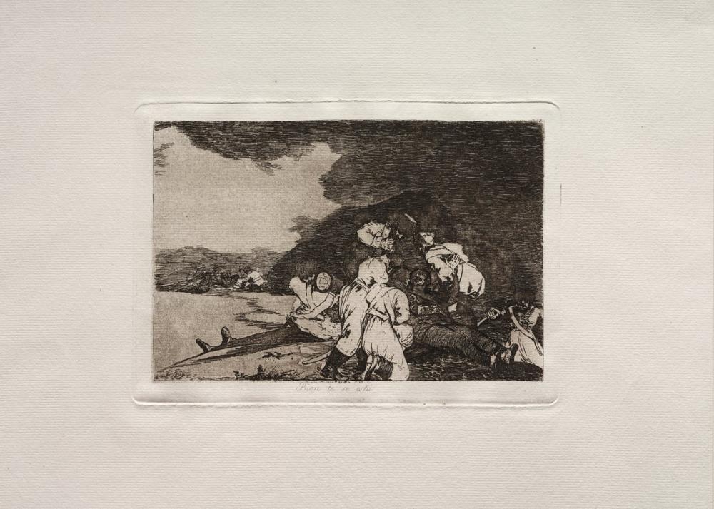 Francisco Goya, It Serves You Right, Figure, Francisco Goya, kanvas tablo, canvas print sales