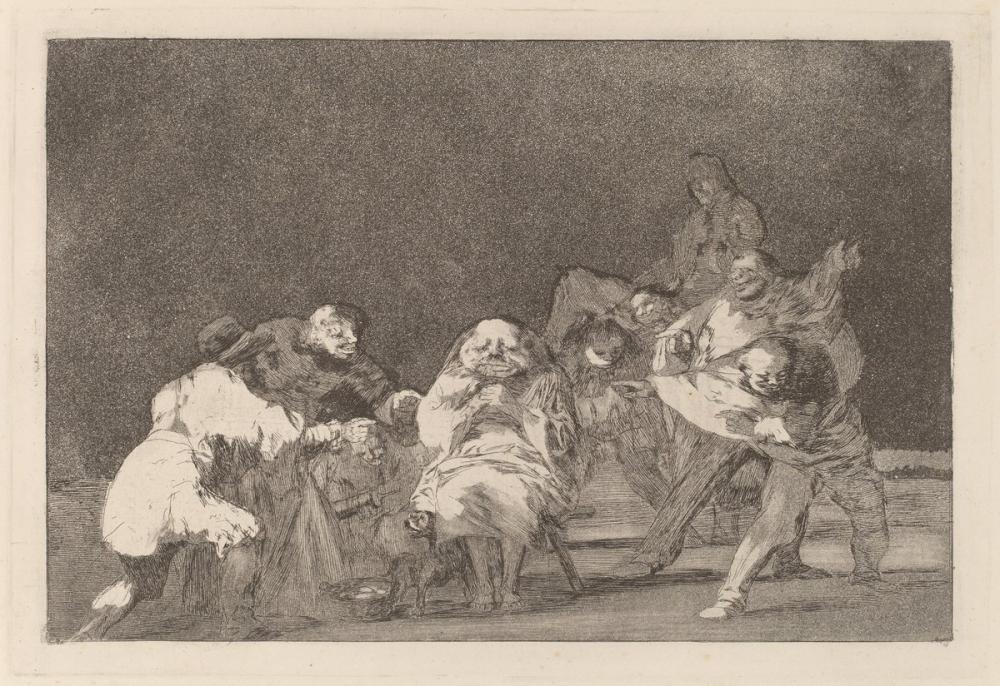 Francisco Goya, Loyalty, Figure, Francisco Goya, kanvas tablo, canvas print sales