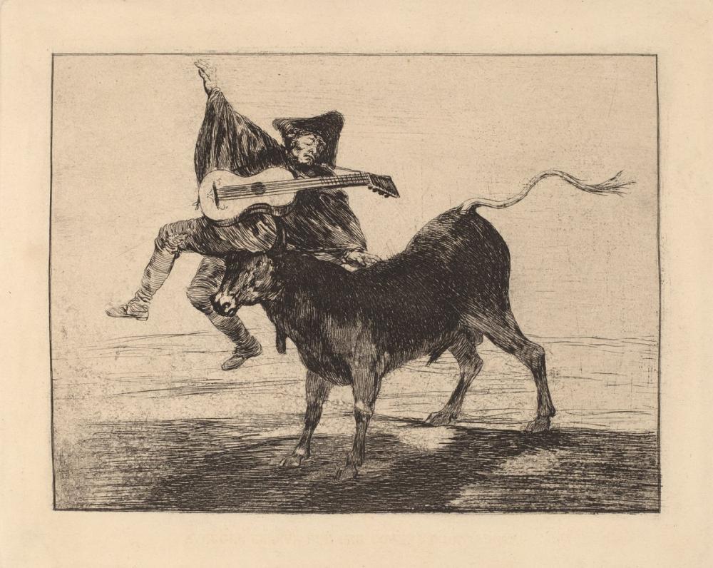 Francisco Goya, Tanrı Size Ödeyebilir, Kanvas Tablo, Francisco Goya, kanvas tablo, canvas print sales